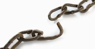 Break free from slavery when you release the abuser into the hand of God. He will not only give you freedom but also mete out justice.