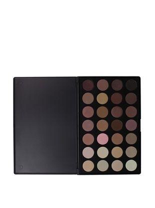 Beaute Basics 28-Color Eye Shadow Palette, Warm
