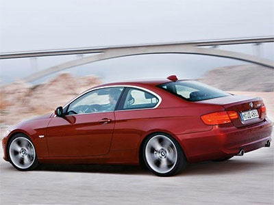 The BMW 320d E92 held 70.20 per cent of its original value after three years.