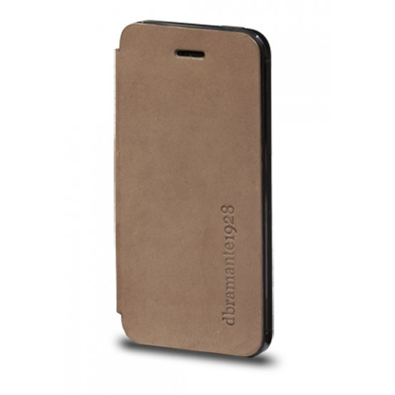 Hunter leather folio cover for iPhone 5 by dbramante1928. Price: $40. More information: www.dbramante1928.com.