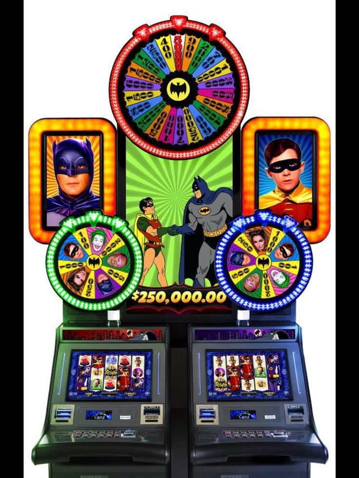 Batman slot machine batman game slot machines