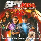Spy Kids: All the Time in the World in 4D [CD]