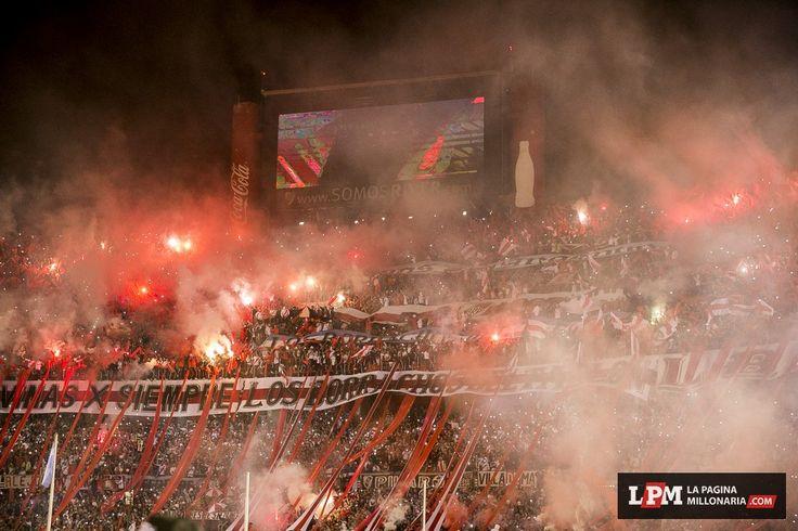Una bienvenida inolvidable - Copa Libertadores 2015 | River Plate - La Página Millonaria