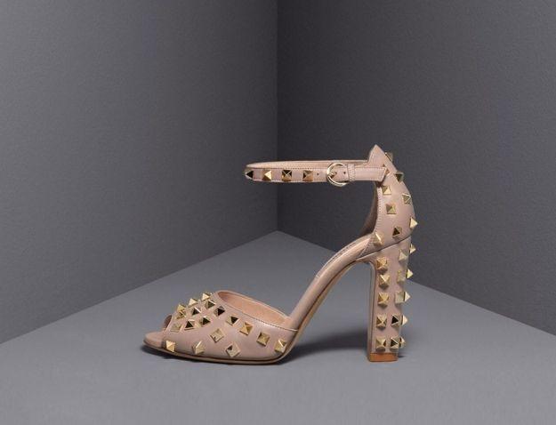 Sandali Valentino borchiati