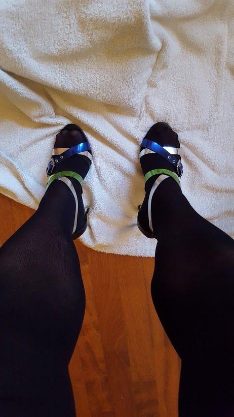 heels & stockings