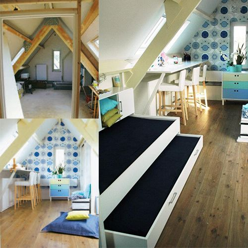 14 best slaapkamer op zolder images on pinterest attic apartment