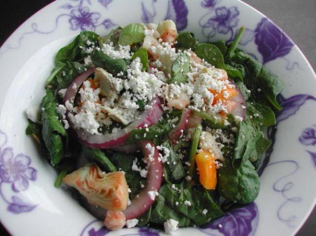 White Bean and Artichoke Salad | Recipe | Artichoke Salad, White Beans ...