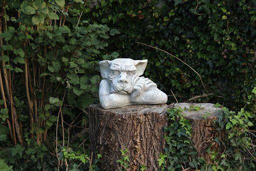 Zahrada, Troll, Zahradní Figurky
