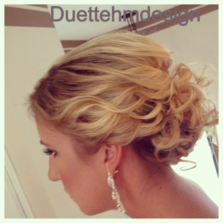 51 Romantic Wedding Hairstyles: 51 Best Images About Duette Wedding Hair And Makeup On