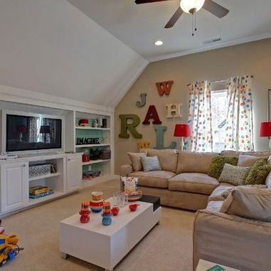 10 best images about Bonus Room Ideas on Pinterest