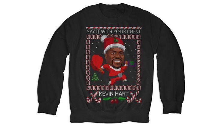 Vroeger was je een lul als je gedwongen in een door oma gebreide jeukende kersttrui werd gehesen, tegenwoordig ben je een lul als er geen hebt. Kevin...