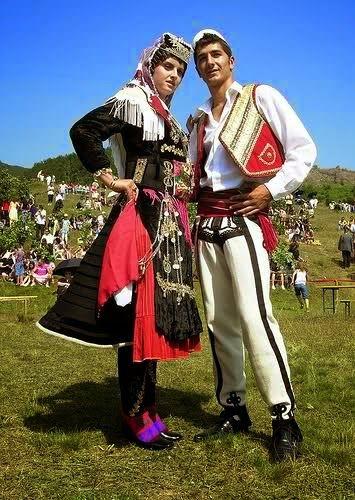 Albania North Albania and Kosovo [Gheg]