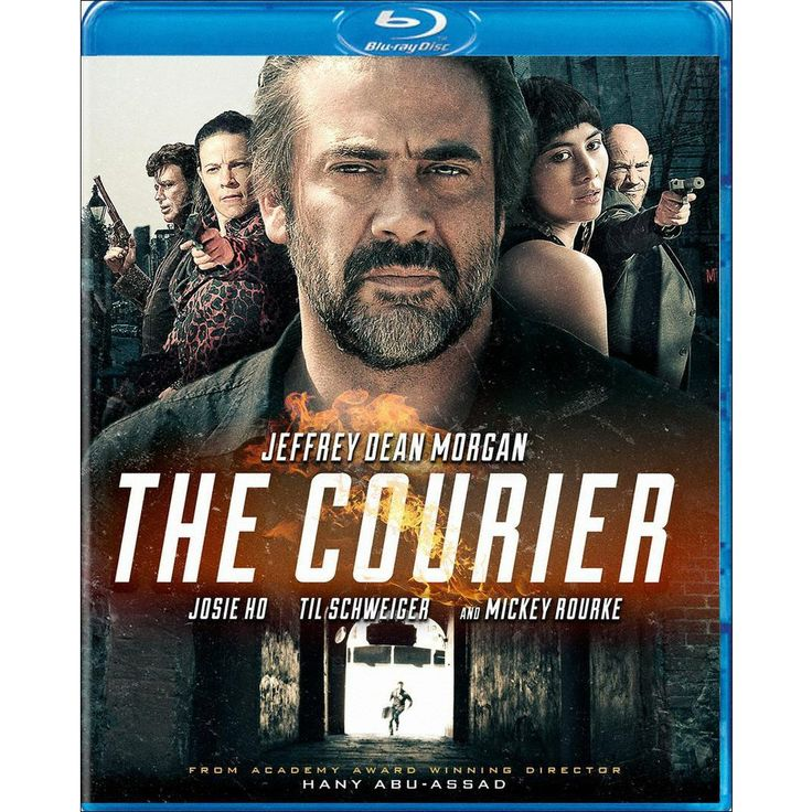 The Courier (Bluray) in 2020 Blu, Blu ray, Mickey rourke