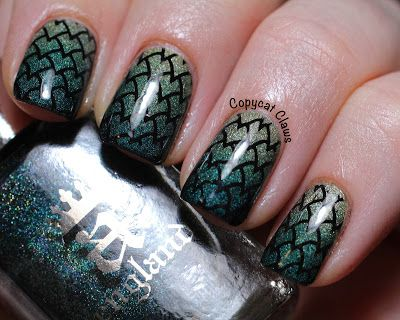 Dragon Nails - Part 1