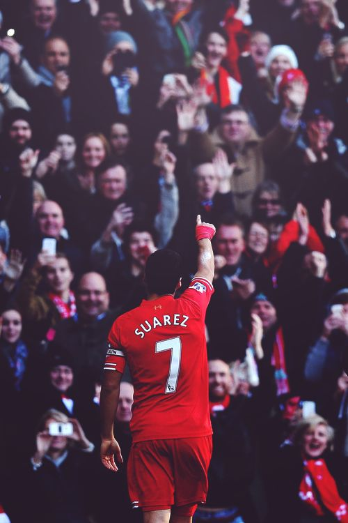 No. 1 in Europe #Suarez #LFC
