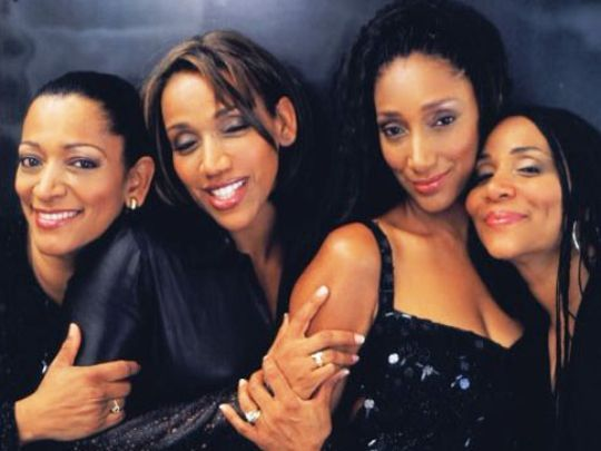 Sister Sledge will perform at the free Rhythm and Blues by the Brook festival on June 4 in Plainfield. (Photo: ~Courtesy of Union County)
