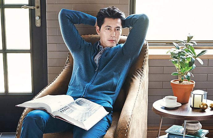 Bruno Baffi and its Wellmade family, INDIAN, have unveiled theirnew fall designs, and Jung Woo Sung is very irresistible in them! He's so handsome! ;)  Bruno Baffi  INDIAN…