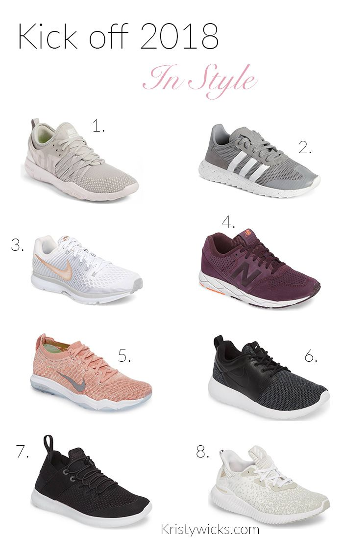 Must Have Athletic Shoes - Best Workout