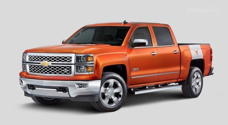 CHEVY SILVERADO TEXAS EDITION