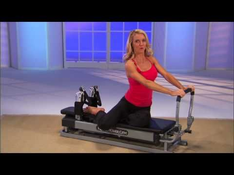 ARMS Pilates Power Gym Workout - YouTube