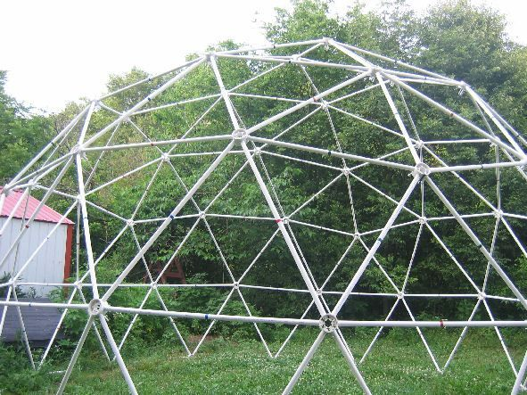 Index of Geodesic Dome Kits for Sale - by Zip Tie Domes