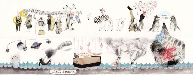 Who Speaks for Art?: Yeti Yeji Yun - between illustrations and memory collection