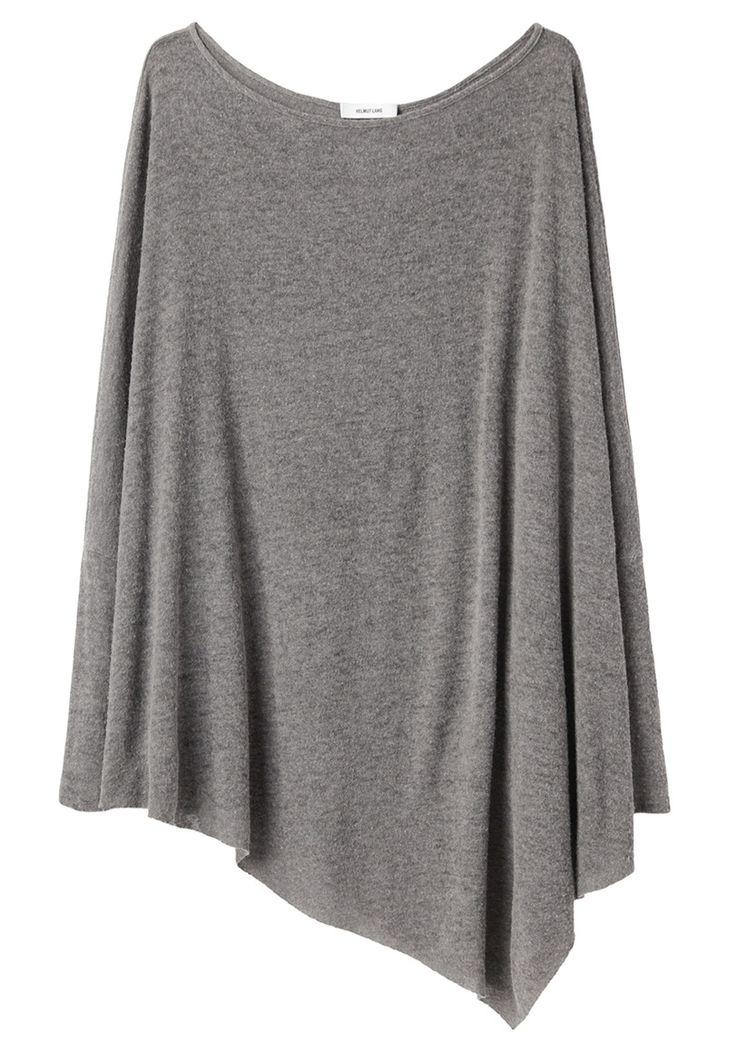 helmut lang oversized pullover