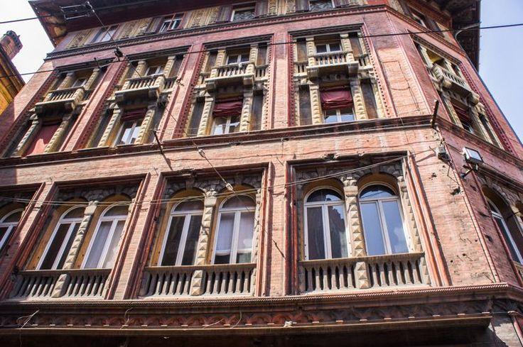Bologna Italy Architecture