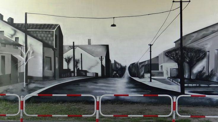 Małopolscy grafficiarze stworzyli niezwykłe murale w Jaworznie - Wiadomości