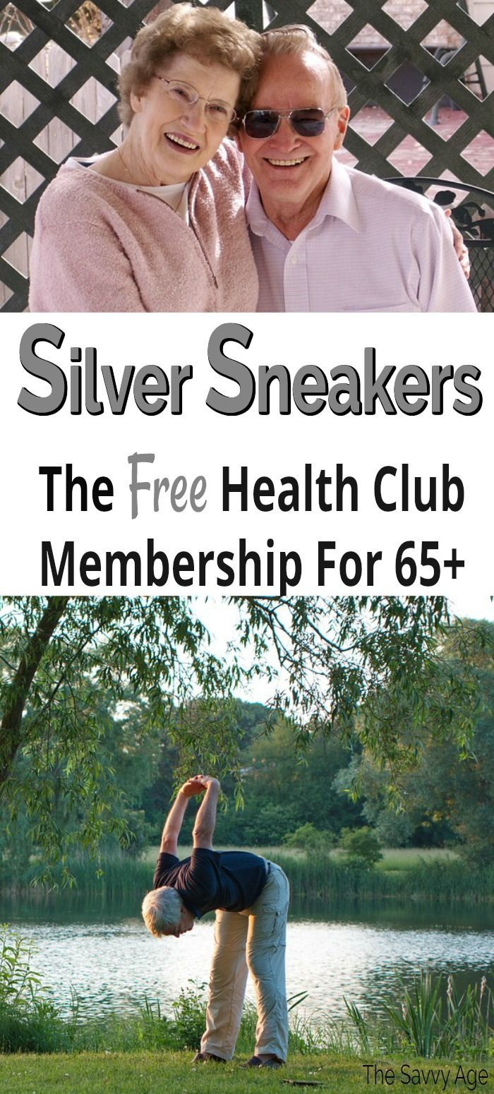 Silversneakers If The Free Fitness Membership For Medicare