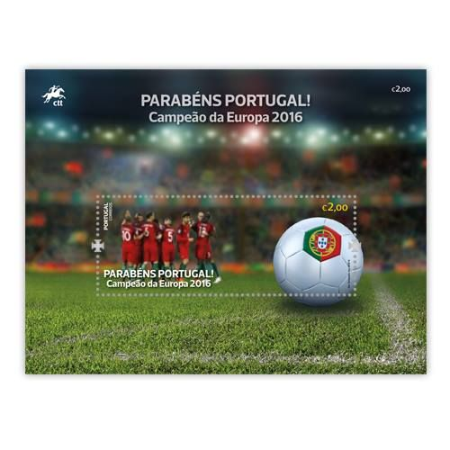 Congratulations Portugal - European Football Championship 2016