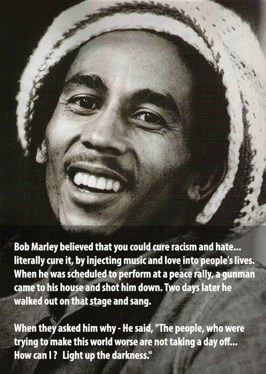 The man, the legend, leading a life of peace, love, and music. I aspire to live like him everyday