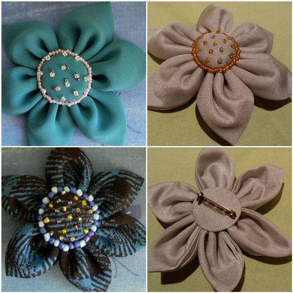 Textiles Brooch