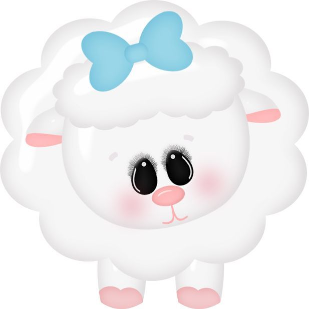 8 best ovelhas images on pinterest sheep illustrations and appliques rh pinterest com baby sheep clipart baby shower lamb clipart