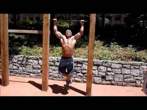 Outdoor Fitness Training- Kansas CIty Personal Trainer Micah LaCerte