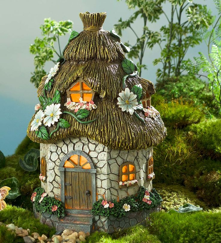 628 best Miniature Fairy Gardening: Cottages, Furniture and Fairy ...