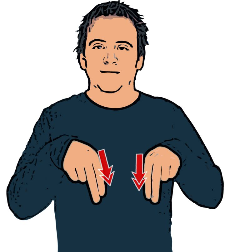 Dog - British Sign Language (BSL)