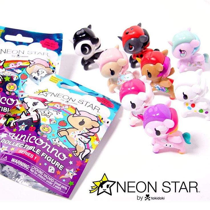 neon star tokidoki the only reason i shop at Claires #tokidokilovesyou