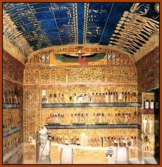 an overview of the famous tomb 5 of the ancient egypt Archaeologists in egypt say they've discovered not one, but two beautifully decorated ancient tombs near the historic city of luxor the first tomb.