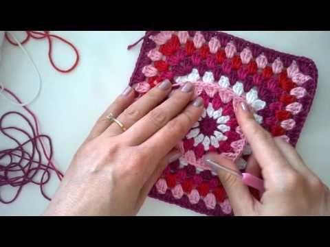 Selda Biçer Çanta motifi - YouTube