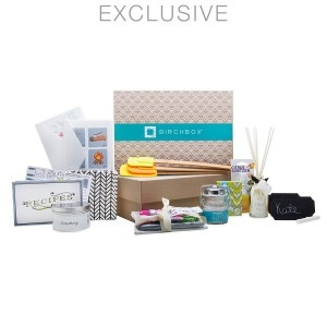 Birchbox limited edition: home **I want this for Christmas!!