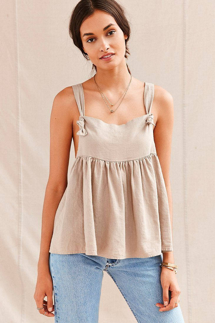Urban Renewal Remade Overall Top Urban Outfitters