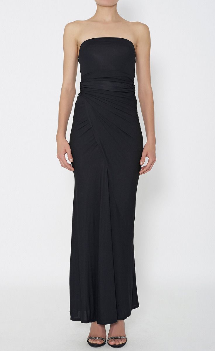 1000 images about the classic little black dress on for Donna karan wedding dresses