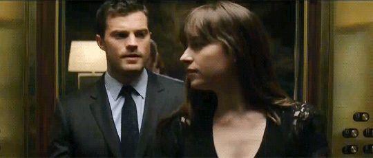 New scenes on Fifty Shades Darker