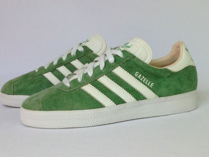 Adidas Gazelle Donkergroen