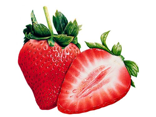 Libido booste food Strawberries