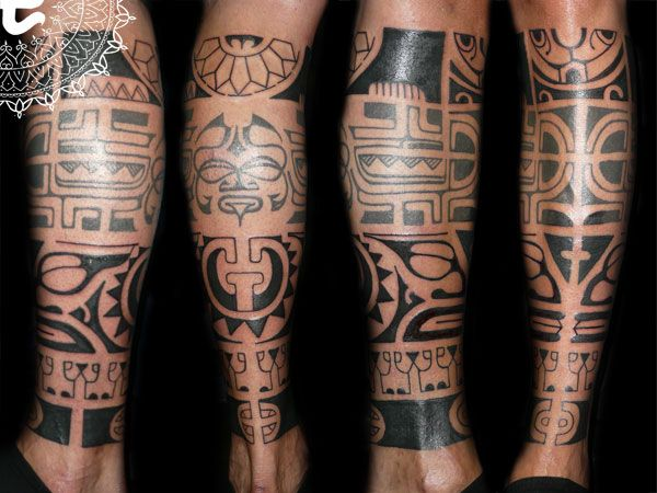Polynesian Tattoo by Tattoomonger