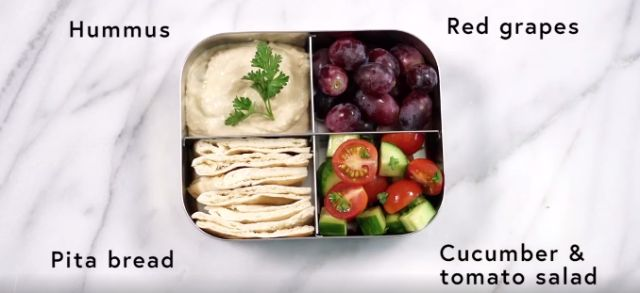 Could You Survive On This Woman's Extremely Strict Lunches?