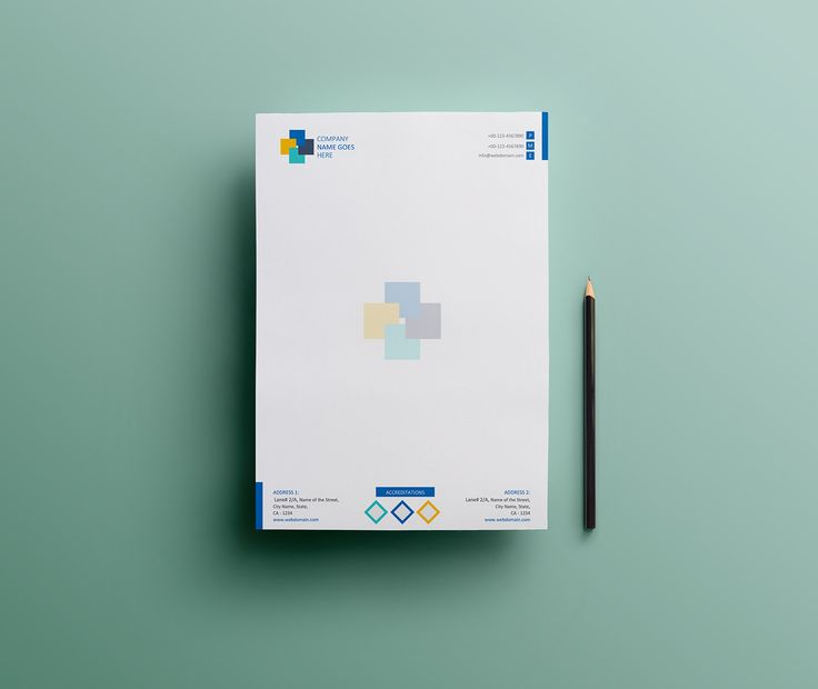 The 25+ best Free letterhead design ideas on Pinterest Script - Best Free Letterhead Templates