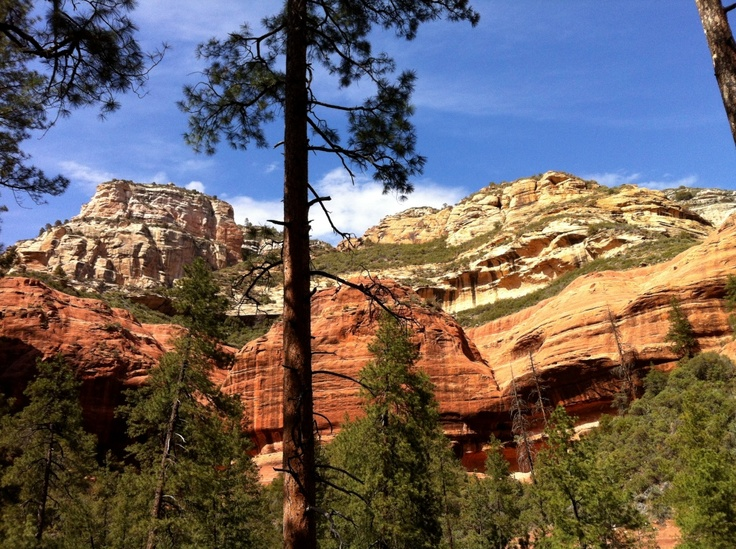 Secret Canyon, Sedona, Arizona